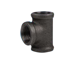 gas pipe tee coupling