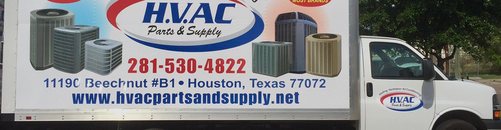 HVAC Parts Store Near Missouri City TX | HVAC Parts & Supply